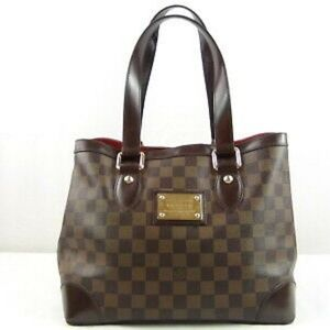 Authentic LOUIS VUITTON DAMIER HAMSTEAD PM